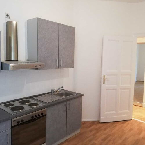 1 Zimmer Wohnung, Tempelhof 45 qm – Teilsaniert